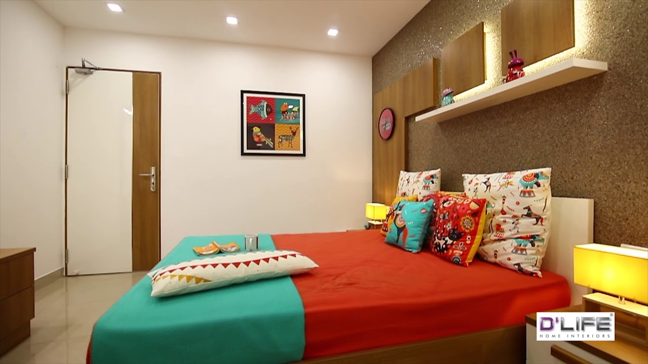 Simple And Elegant 3 Bhk Flat Interior Design 1800 Sq Ft Complete Home Decor Trivandrum Youtube