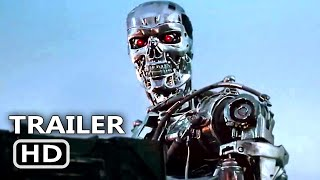 TERMINATOR 6 Endoskeleton Fight Trailer (2019) Arnold Schwarzenegger, Dark Fate Movie HD