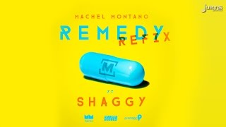 "Machel Montano Feat. Shaggy - Remedy (Official Refix) ""2015 Soca"""