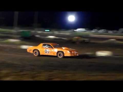 Gary Pescador #01 Street Stock Trophy Dash 6/3/17 Paradise Speedway Maui