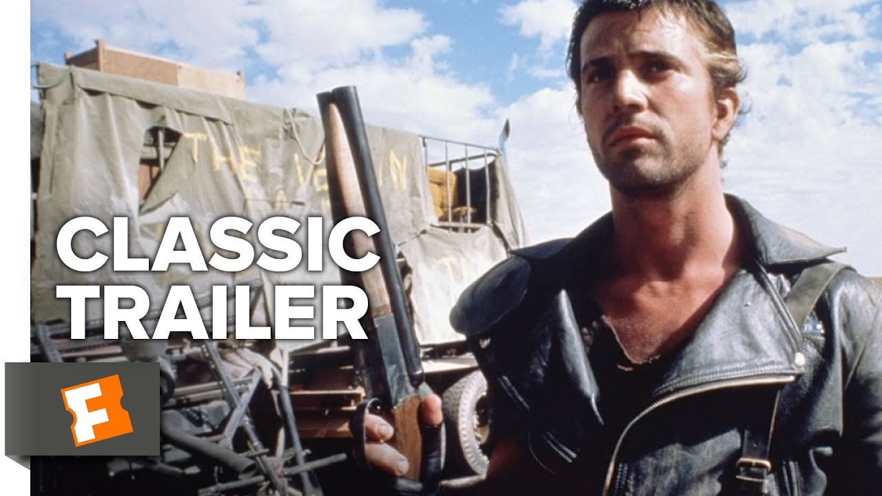 mad max 2 the road warrior 1981 mel gibson post apocalypse movie