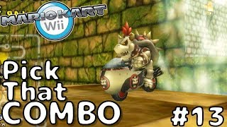 Video Good Track or Bad Track? - Pick That Combo! #13 - MKWii Custom Tracks w/ Commentary download MP3, 3GP, MP4, WEBM, AVI, FLV Oktober 2018