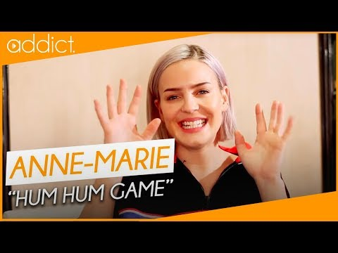Le Hum Hum Game avec Anne-Marie