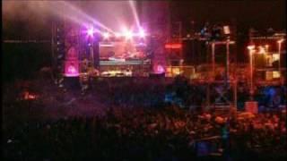 Fatboy Slim- Fusion Orchestra- Farfisa (Live Angle)
