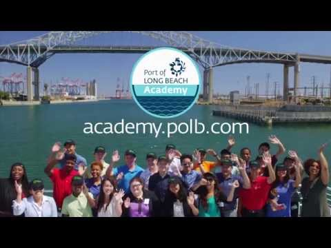 Port of Long Beach Academy – New Education Site for Students and Teachers