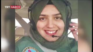 Türkiyənin ilk hicablı qadın hərbi pilotu