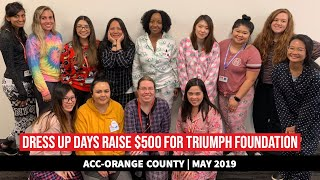 ACC-OC Students Kick Down To Dress Up And Raise Money for Triumph Foundation