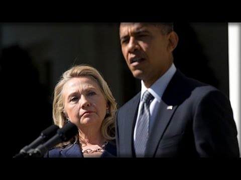 NEW EMAILS PROVE HILLARY'S DIRE HATRED OF OBAMA