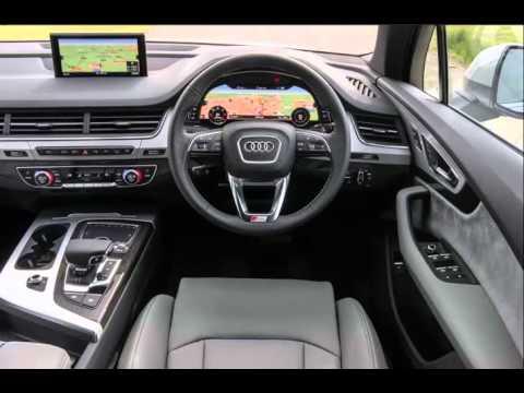 Best Audi Q7 3 0 TDI 218hp Reviews 2016