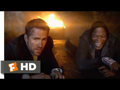 The Hitman's Bodyguard (2017) - A Perfectly Laid Plan Scene (4/12) | Movieclips