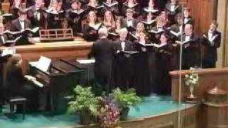 Home On the Range (The Hastings College Choir)