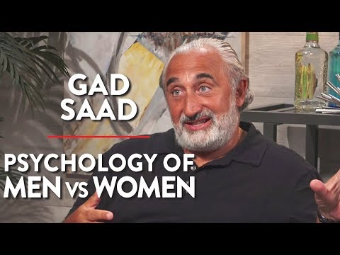 Gad Saad on the Sciences, the Psychology of Men vs Women, and Robotics (Pt. 2)