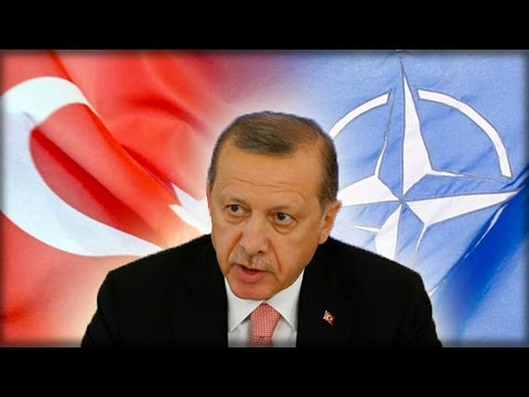 TURKEY THREATENS TO QUIT NATO IN MOVE WHICH COULD SEE SUPER-FORCE WITH RUSSIA