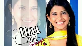 Dill mill gayye song -  AASMANI RANG HO - HD