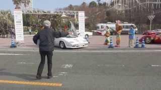 岡山で開催されたチャリティーツーリングです。 最初に出て行ったコブラ...