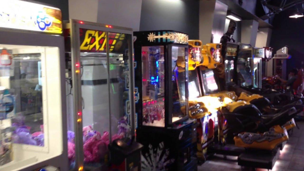 The Arcades of Universal Orlando (2013) - YouTube