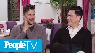 Do They Still Work At SUR? The 'Vanderpump Rules' Cast Spills The Secrets Behind The Show | PeopleTV