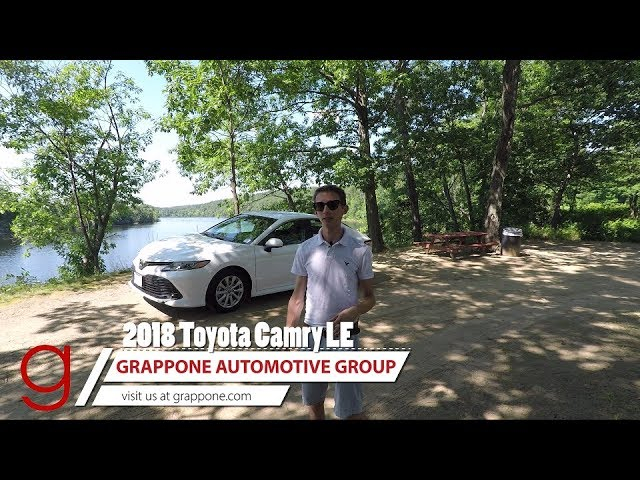 2018 Toyota Camry Le Review Road Test