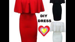 How to Make Dress  | 1Dress 5 Ways DIY