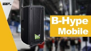 dbTechnologies B-Hype Mobile | Prolight + Sound 2018