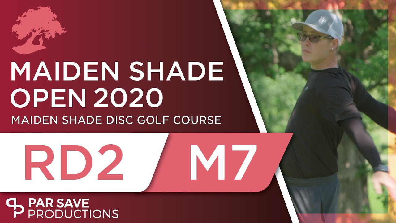Maiden Shade Open 2020 - Round 2 of 2 | Middle 7 - Seechan, Miller, LaPorta, Boerner