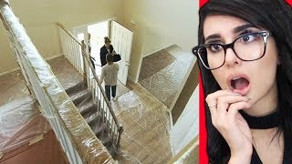 CHEAPEST Guy Shrink Wraps His ENTIRE HOUSE