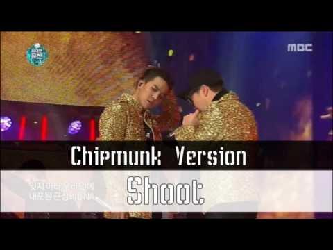 HAHA X MINO - SHOOT! [Chipmunk Version]