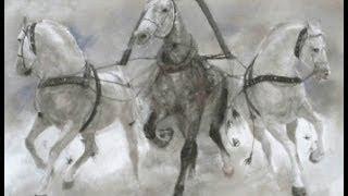 Movie Wizards - White Horse; Фильм Чародеи - Три белых коня