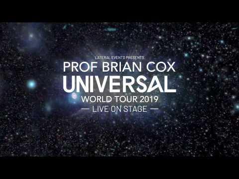 Brian Cox 2019   AU & NZ   On Sale OCT