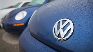 VW Shares Sink, CEO Vows to Find Truth