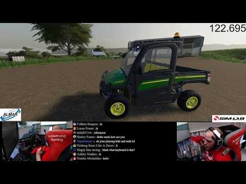 farming simulator 19 / early access/ Eire Ireland map / episode 4
