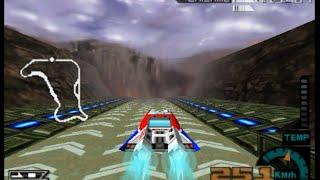 Aero Gauge (Nintendo 64 1997)