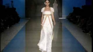 Wedding dresses - Vestidos de novia - Fashion Show  Pronovias 2010