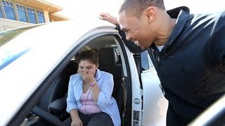 Russell Westbrook Surprises Single Mother with Car He Won at the All Star Game