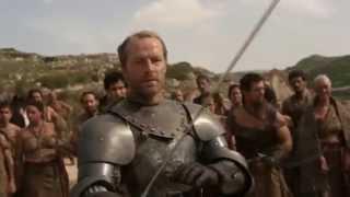 Game of Thrones: Ser Jorah vs. Qotho