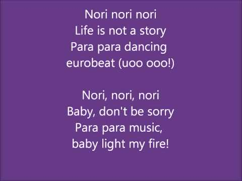 Nori Nori Nori  - Judy Crystal - Lyrics .wmv