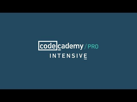 Inside Codecademy Pro Intensives