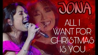 JONA - All I Want For Christmas Is You