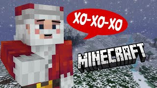 САНТА ГОВОРИТ - Minecraft Santa Says Mini-Game