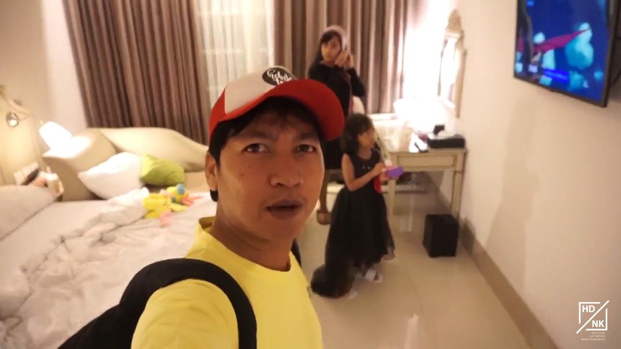 Hdnk Liburan Di Hotel Santika Seminyak Bali Youtube