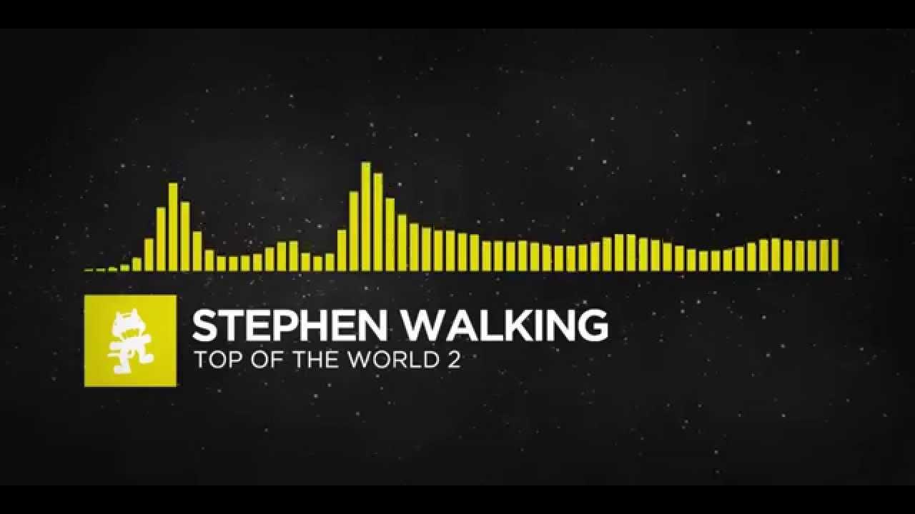 JS Monstercat Visualizer Demo (Stephen Walking - Top Of The World 2)