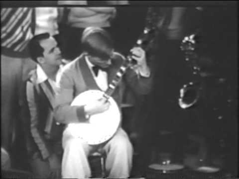 Hal Kemp Band w. Eddie Peabody 1928