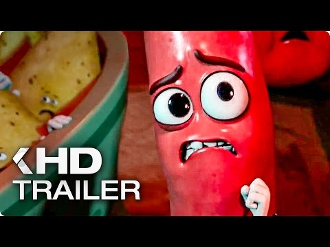 SAUSAGE PARTY Red Band Trailer (2016)