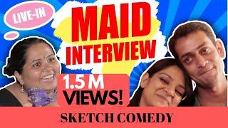 SUMUKHI SURESH | the maid interview epic comedy | kaneez