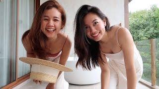 เมื่อไป U Pattaya กับน้องสาว + รีวิวรอยสักน้องสาว + รีวิวอะไรก็ไม่รู้เต็มไปหมดกับน้องสาว