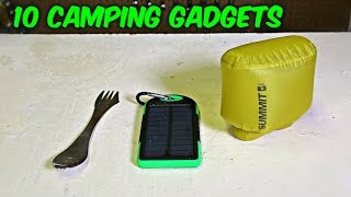10 Camping Gadgets put to the Test thumbnail