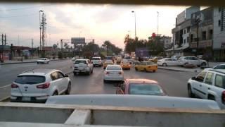 В ИРАКЕ НЕТ ВОЙНЫ - Багдад 20.01.2017  جولة في الكرادة ..بغداد 2017