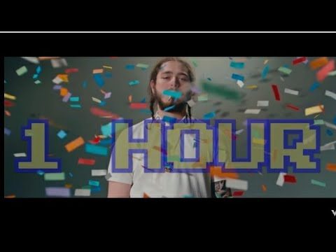 Congratulations-Post Malone For One Hour Non Stop Continuously