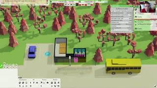 Software Inc | Alpha 9 | First 2D Editor