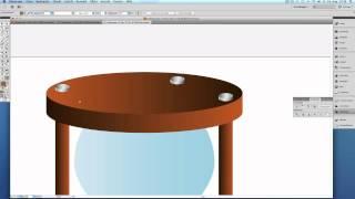 Adobe Illustrator - Sanduhr erstellen